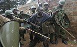 Kenia: Mehr als 120 Tote bei Unruhen