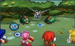 Rollenspiel im hübschen 3D Look für den DS: Sonic Chronicles.