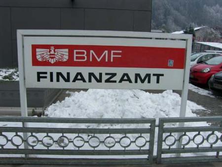 Das Finanzamt in Feldkirch beheimatet rund ein Dutzend teils sehr unterschiedlicher Abteilungen.