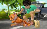 Junge Tierschützer im Einsatz: Für Nintendo Wii und DS.
