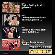 Neu! Der vol.at Nachrichten-Bildschirmschoner
