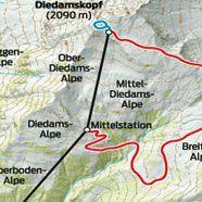4. Juli: Diedamskopf