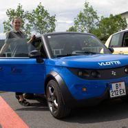 Silvretta Classic Rallye: Erstmals auch E-Autos am Start