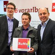 SPÖ unterstützt Verein SoHo