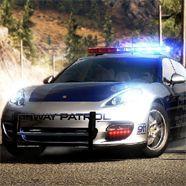 Das beliebte Räuber- und Gendarm-Prinzip mit fett PS unterm Hintern.
