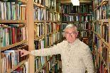 Bücher wohin das Auge reicht - Arnoldinis Bücherbasar ist einmalig in Vorarlberg und beherbergt wahre Schätze
