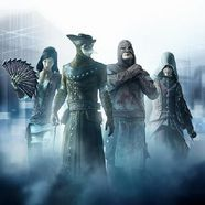 Ezio - diesmal mit Verstärkung: Assassins Creed Brotherhood.