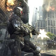 Coole Wummen, imba Nano-Suit, das ist Crysis pur.