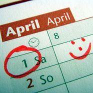 Die lustigsten Aprilscherze