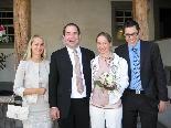 Hochzeit von Dr. Bianca Vonach und Mag. Martin Rützler