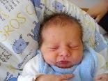 """Mai im Landeskrankenhaus Bregenz war ich 3280 g schwer und 51 cm groß. Ich bin das erste Kind von Irmgard und Andreas Frick und wohne in Bregenz."""" - news-20110520-08364169-1313460171"""