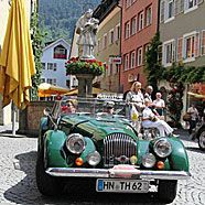 Internationales Morgan-Treffen in Bludenz