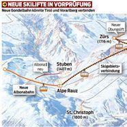 Skigebiete wachsen zusammen