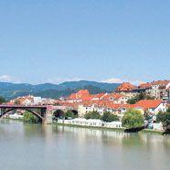 Maribor: Tradition und Moderne