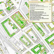 Online-Stadtplan zeigt Potenzial von Hausdächern