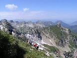 Wandern und Bergsteigen im Biosphärenpark Großes Walsertal