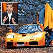 """""""Mr. Bean"""" fährt McLaren F1 zu Schrott"""