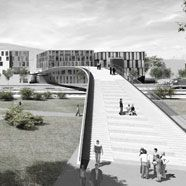 Baubeginn der Seestadt Bregenz im Herbst 2012