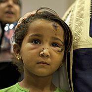 Menschliche Schutzschilde gegen NATO-Luftangriffe