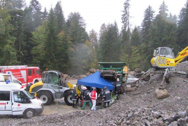Der Verletzte musste ins LKH Feldkirch überstellt werden.