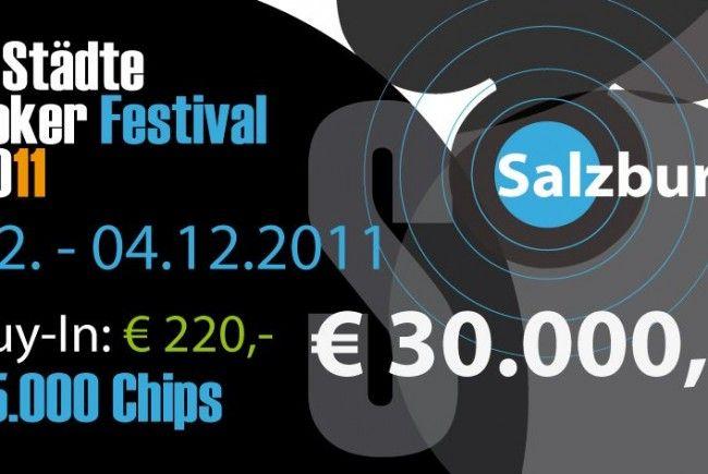5 Städte Poker Festival Salzburg