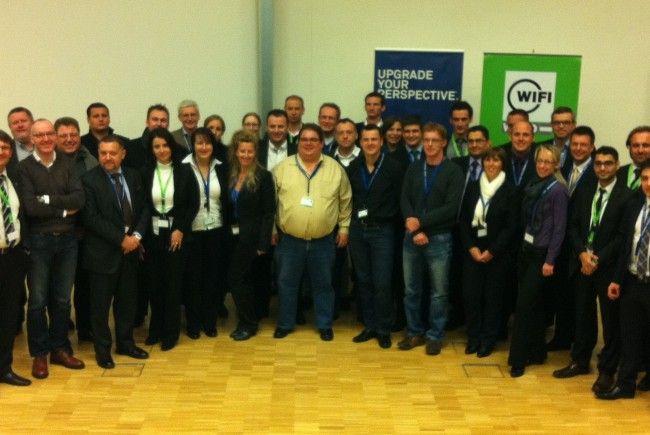 Klagenfurt: 40 Teilnehmer aus zwei Universitätslehrgängen des WIFI Vorarlberg