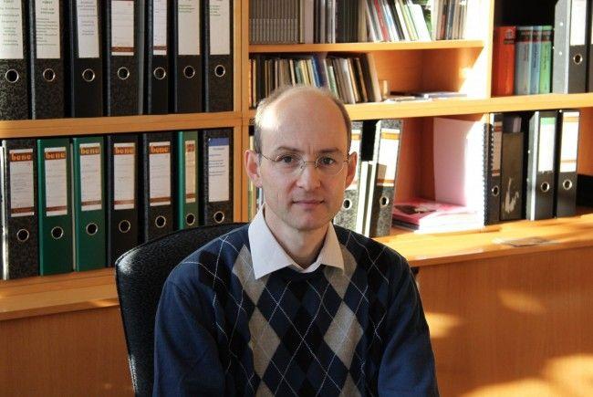 Gerold Ender, Umweltamt der Stadt Bregenz