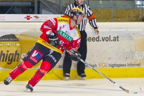 Dan Gauthier & Co. brauchen gegen Innsbruck einen Sieg