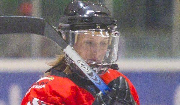 Eva Schwärzler erzielte insgesamt drei Volltreffer