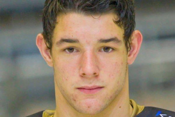 Patrick Spannrind wurde zum Youngster des Monats Oktober gewählt
