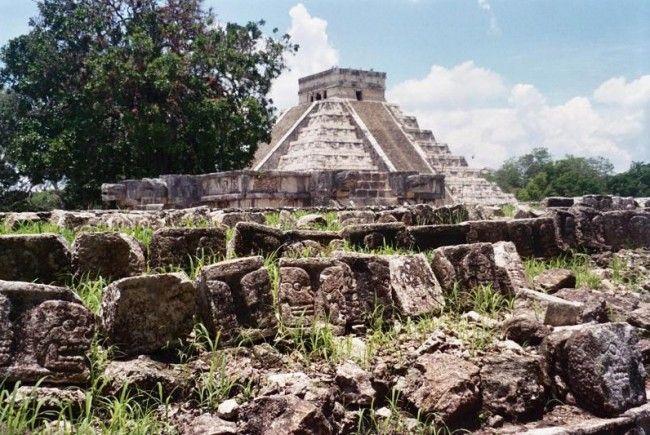 Die Kultur der Maya soll am 21. Dezember 2012 mit dem Weltuntergang gerechnet haben.