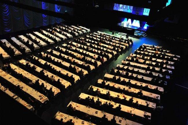 Wirtschaftsforum im Festspielhaus