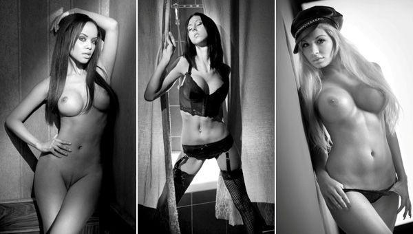 """Der Aktkalender """"Girls2012"""" von Andi Bruckner ist erschienen."""