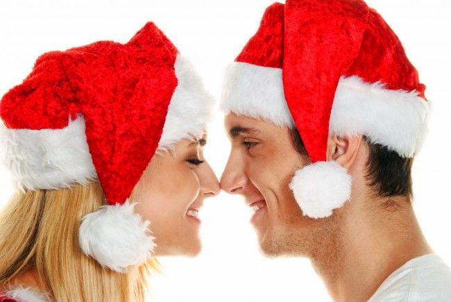 In Österreich sind immerhin 90 Prozent mit ihrer Beziehung glücklich und verbringen sinnliche Weihnachten.