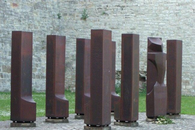 Das Deserteursdenkmal in Erfurt. Wie es in Wien aussehen wird, soll ein Wettbewerb klären.