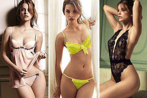 Teile der neuen Luxus-Kollektion von Victoria's Secret.