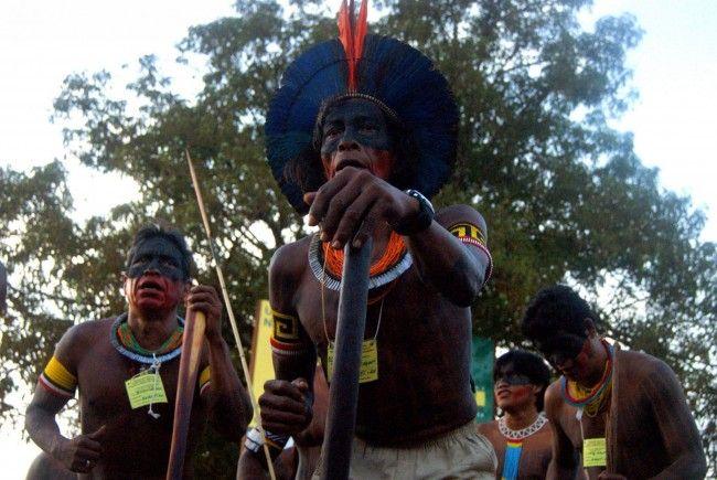 Auch die indigene Bevölkerung wehrt sich gegen das Mega-Projekt.