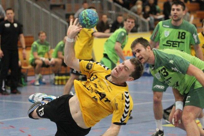 Nach dem Trainerwechsel in Bregenz sind ab sofort die Spieler rund um Urgestein Matthias Günther voll gefordert.