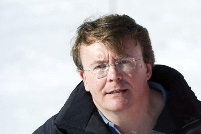 Tiefe Bestürzung und Tränen: Diagnose des niederländischen Prinzen lässt keine(n) kalt.