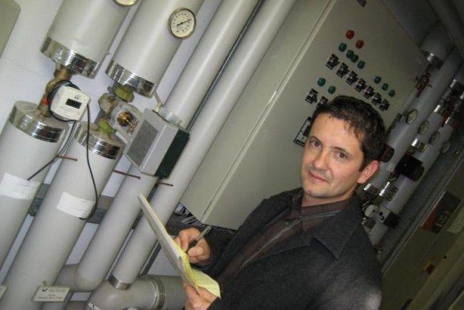 Langenegg hat mit Mario Nußbaumer einen eigenen Energiebeauftragten.