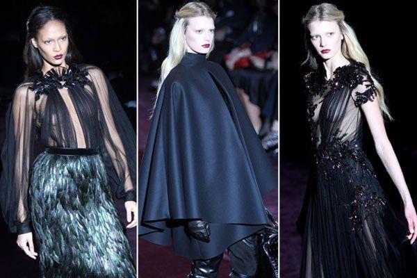 Düsteres Mailand - zumindest, was Gucci betrifft
