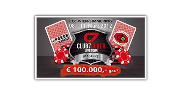 Club7Poker Magazin Livetour Masters