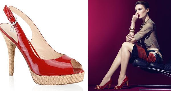 Kräftige Farben, Eleganz und Lebensfreude: Das ist der Modefrühling.