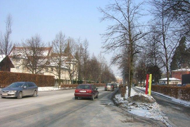 Seit 25 Jahren rollt der Durchzugsverkehr über die Dornbirner Stadtstraße.