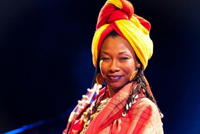 Fatou überzeugte nicht nur mit ihrer Stimme sondern auch mit ihrer Ausstrahlung.