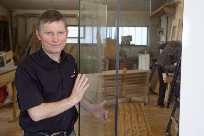 Michael Stadler siehtsich u.a. als Spezialist im Bereich der Hochglanzlackierungen.