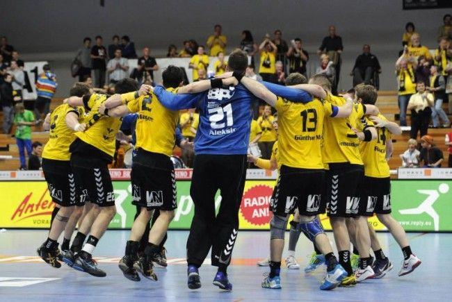 Bregenzer wahrten sich Chance auf Halbfinale