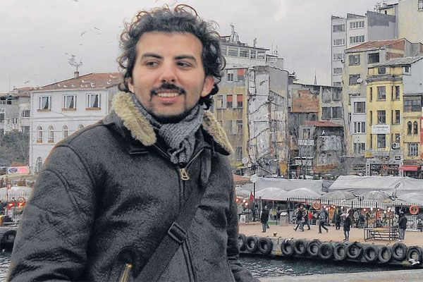 Hayri Can hat in Istanbul Sehnsucht nach den Bergen und nach Almdudler.
