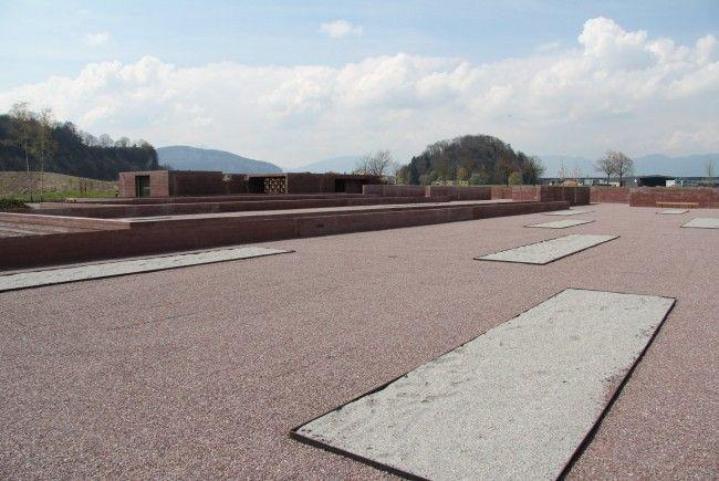 Islamischer Friedhof in Altach