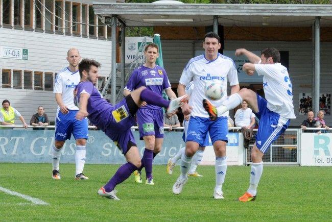 Trotz aller Bemühungen musste der FC Viktoria Bregenz eine Heimniederlage einstecken.